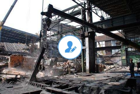 烟台厂房拆迁