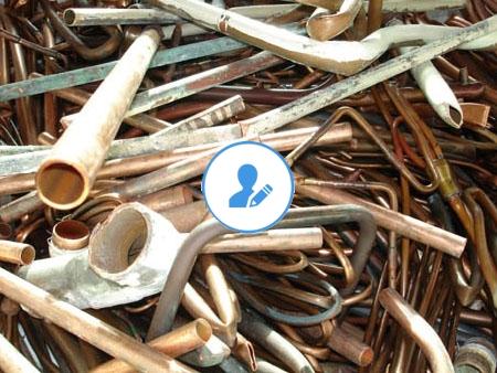 文登废铜回收