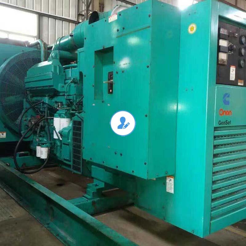 烟台发电机回收